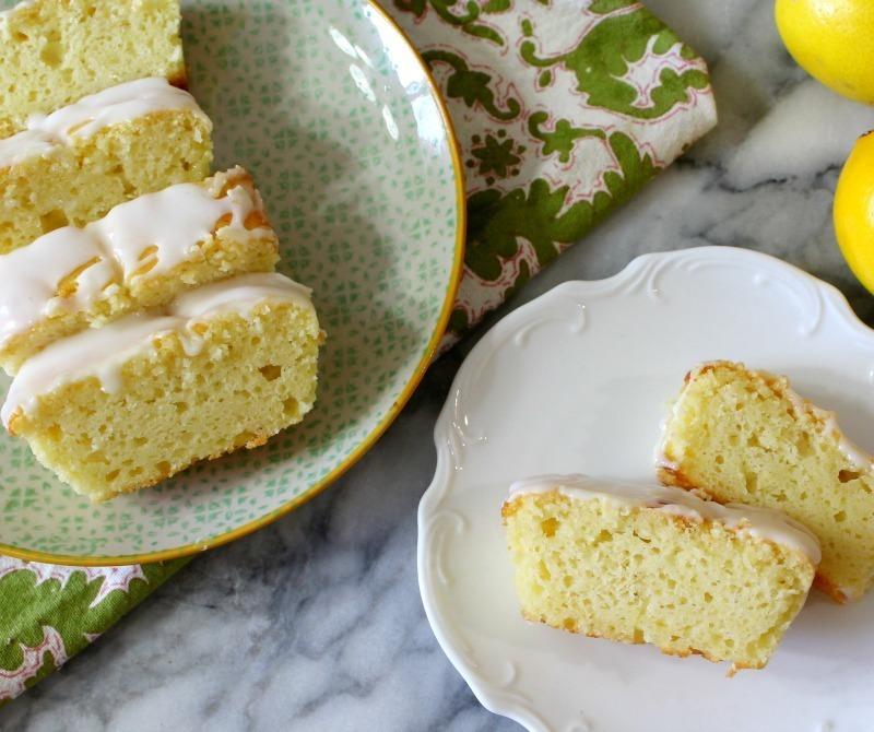Lemon Loaf (Starbucks Copycat)