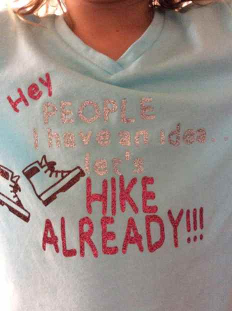Day Camp tshirt