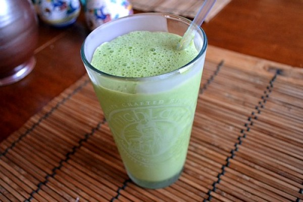 7 Day Green Smoothie Challenge