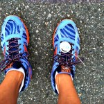 This Week's Workouts + Running Shoe Talk