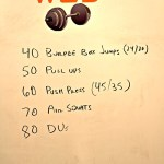 I RX'd my first double under WOD…and it took FOREVER!