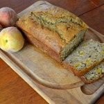 Spiced Peach Carrot Bread
