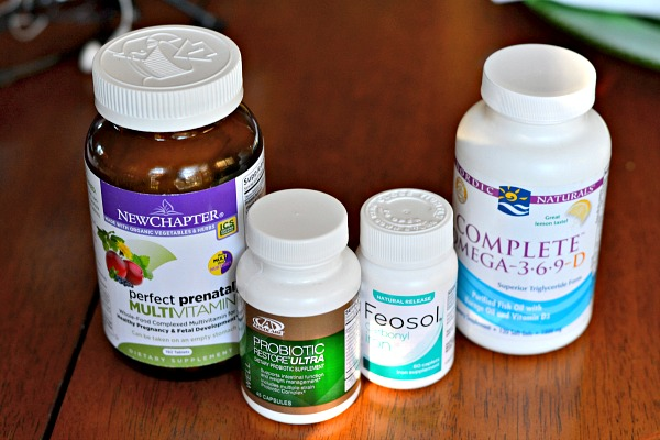 What supplements prevent anemia?