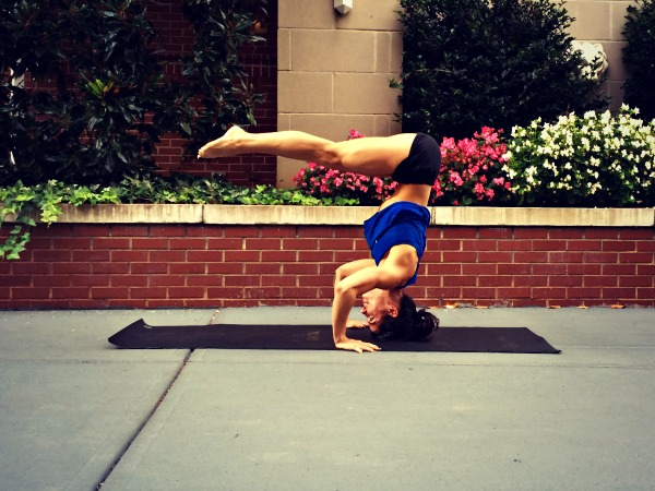 Headstand Variation 5