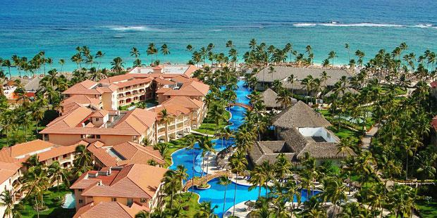 We Stayed At The Majestic Colonial Which Is An All Inclusive Resort That Is Part Of The Majestic Resorts Located In Punta Cana