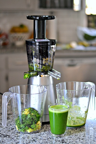 Juicespresso Green Juice