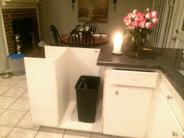 cabinet extension