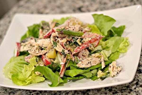 Blue Apron Chicken Salad