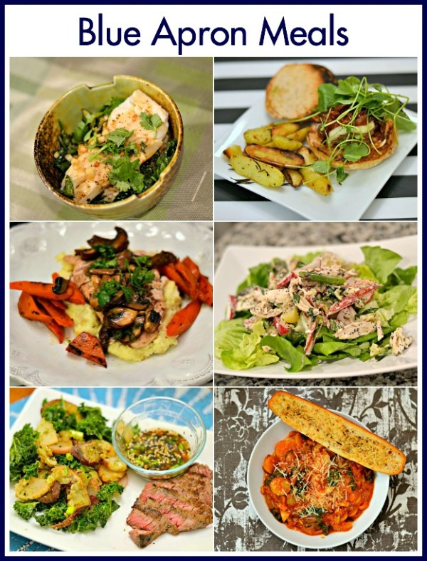 Blueapronmeals