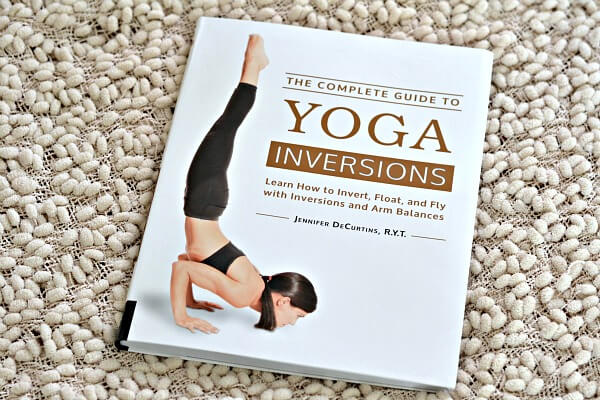 Complete Guide to Yoga Inversions Cover