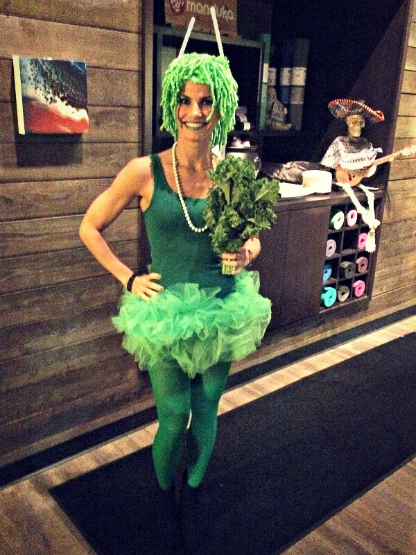 Green Smoothie Costume