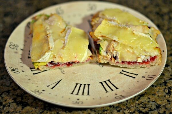 Brie and Cranberry