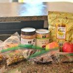 Trader Joe's Haul + Whole30 Travel Snacks