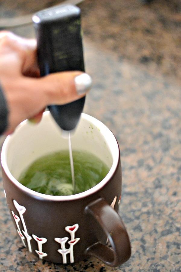 Eat Clean Tea Matcha