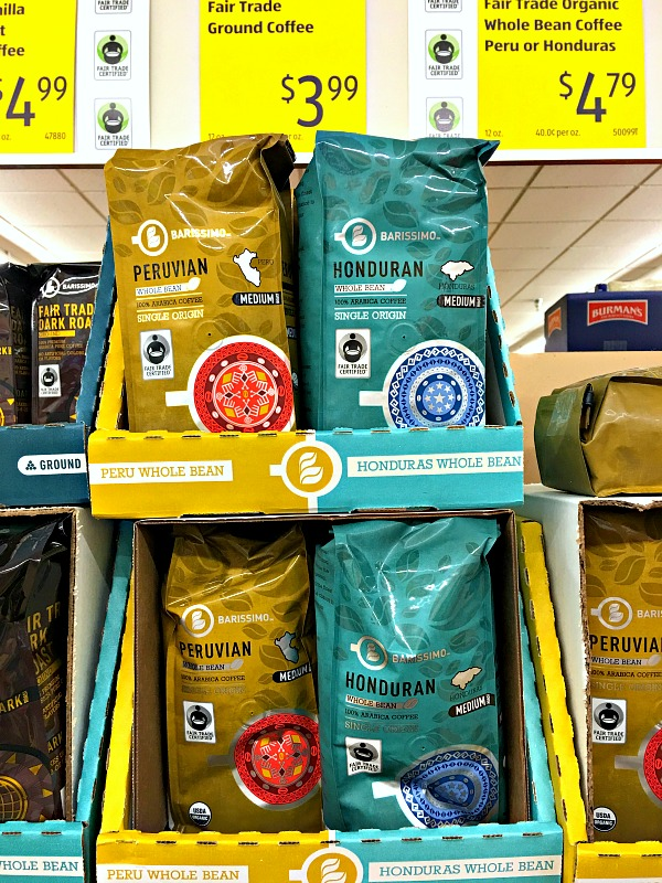 ALDI Fair Trade Coffee
