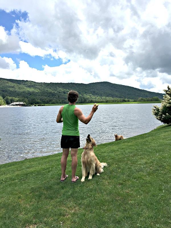 Grandfather Mountain Golf & Country Club Lake