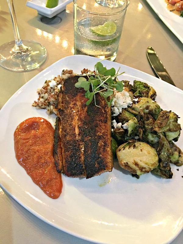 Namastay Kitchen Salmon