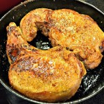 Bone-In Pork Chops