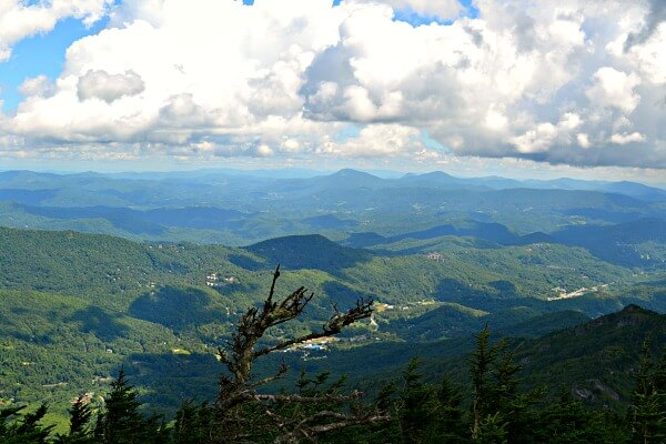 Calloway Peak Grandfather Mountain