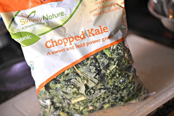 ALDI Organic Kale