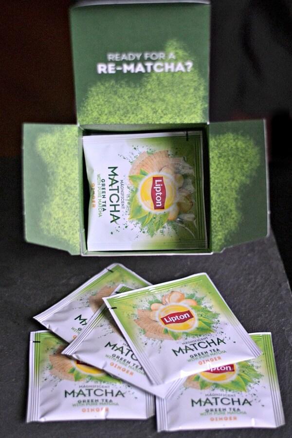 Lipton Matcha Tea
