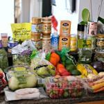 Trader Joe's Whole 30 Haul + This Week's Dinner Menu