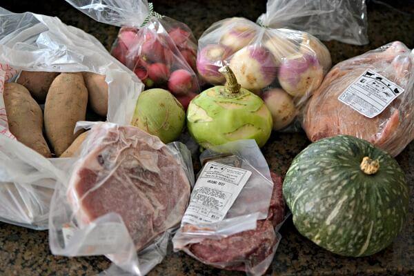 Charlotte Regional Farmers Market Winter Market