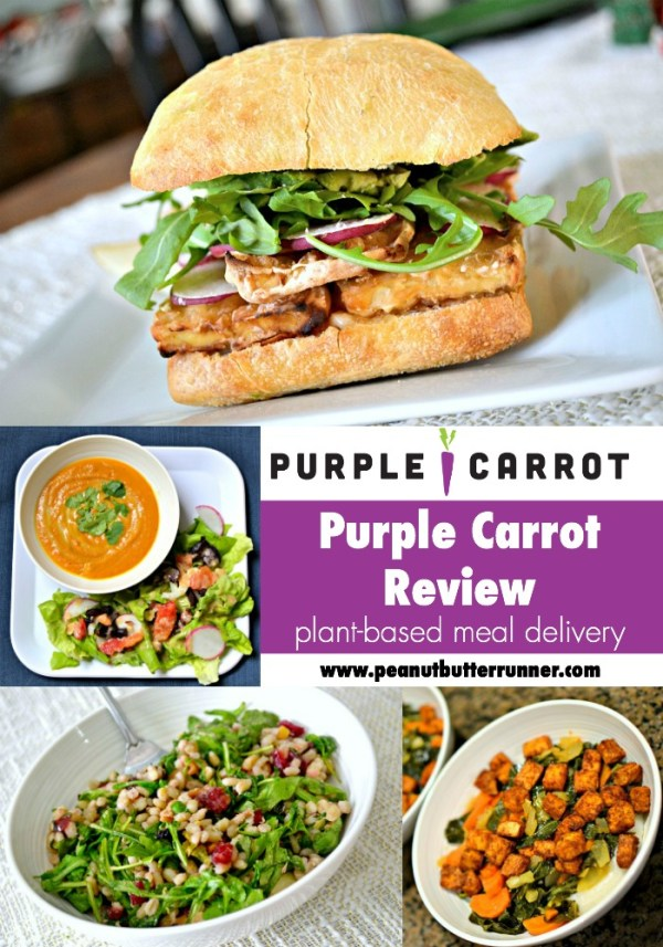 I'm partnering with Purple Carrot to share their delicious plant-based meal delivery service with you! Use the code 30DAYS to get $30 off your first order.