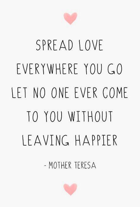 Mother Teresa Quote