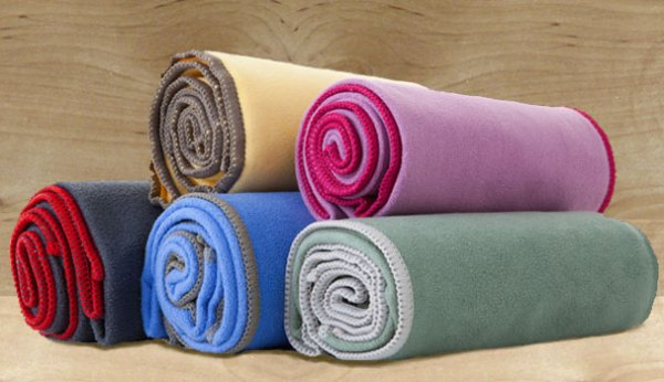 Manduka eQua Hot Yoga Towels