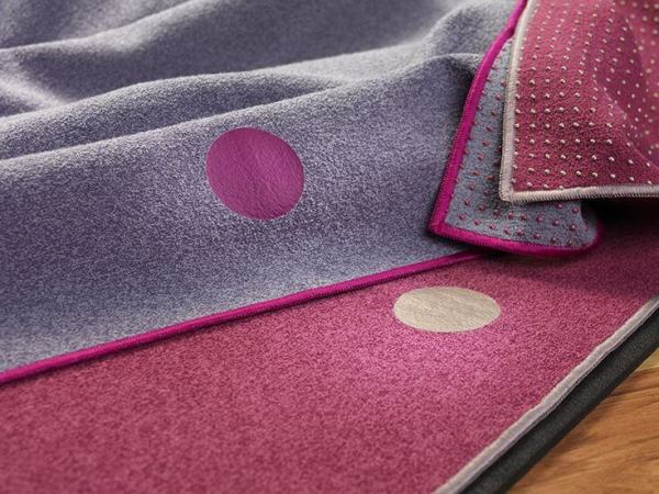 Yogitoes Mat Towel for Hot Yoga