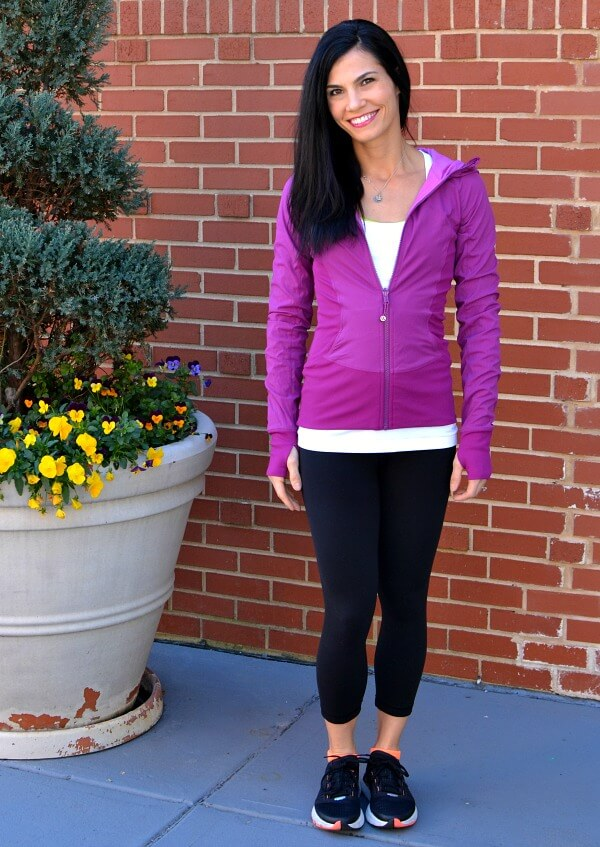 How I got a brand new Lululemon jacket 50% off with thredUP!