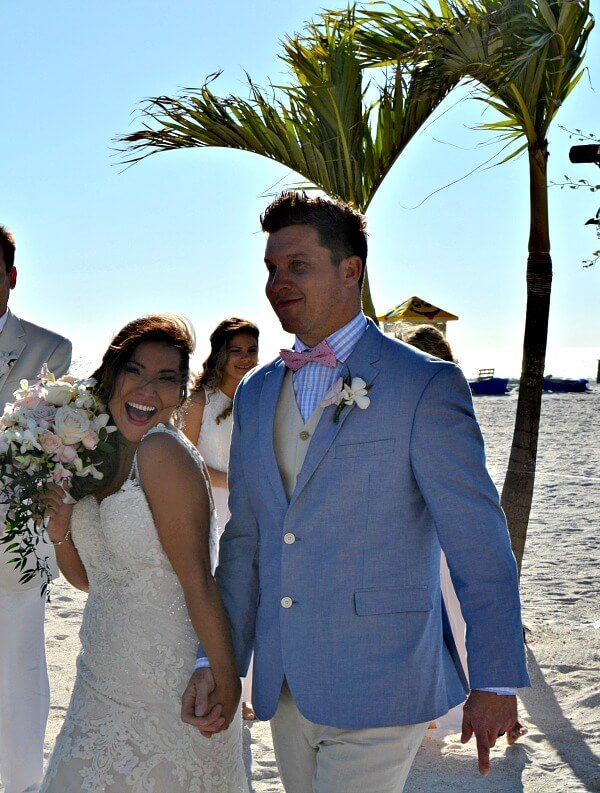 st. pete beach wedding