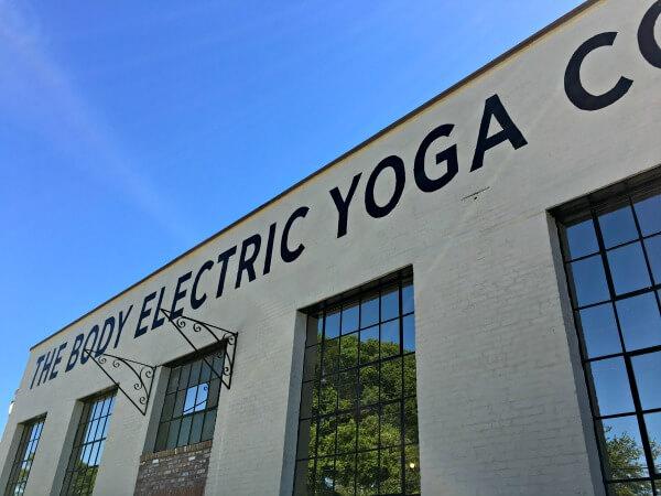 the body electric yoga company