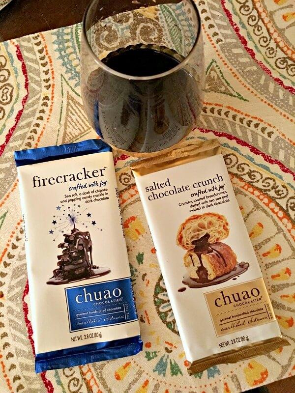 Chuao Chocolate and Wine