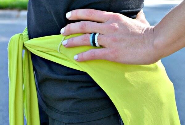 QALO functional wedding rings