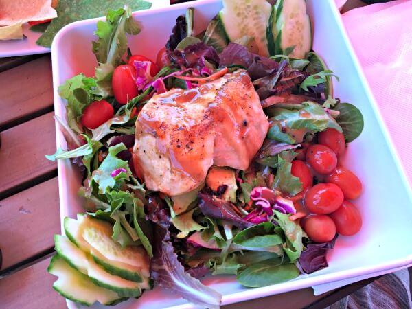 grouper salad