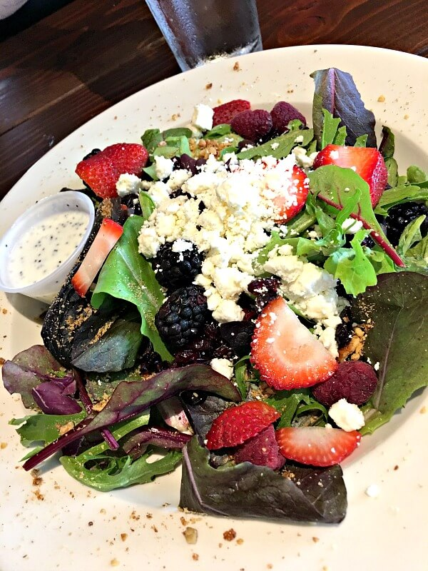 Mellow Minded Cafe Salad