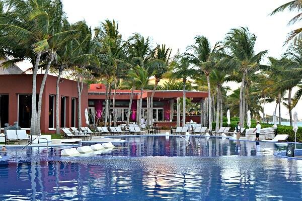 Zoetry Paraiso de la Bonita Pool
