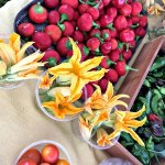 Farmers Market Inspired Menu Plan + Recent Workouts + Weekly Workout Playlist