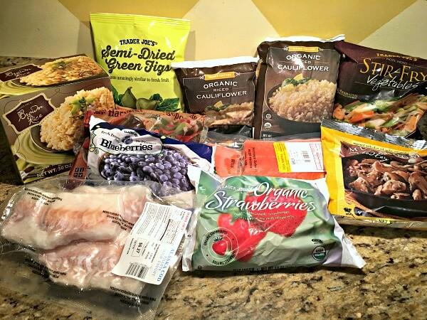 Trader Joe's Frozen Foods