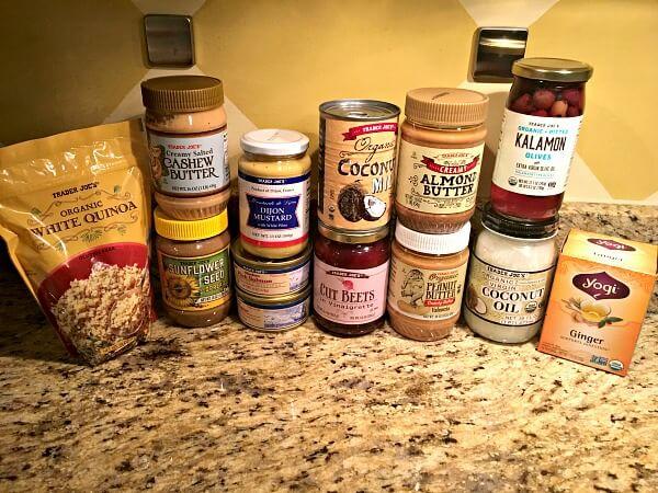 trader joe's packaged goods