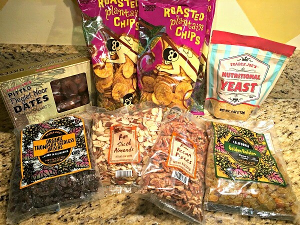 trader joe's snacks