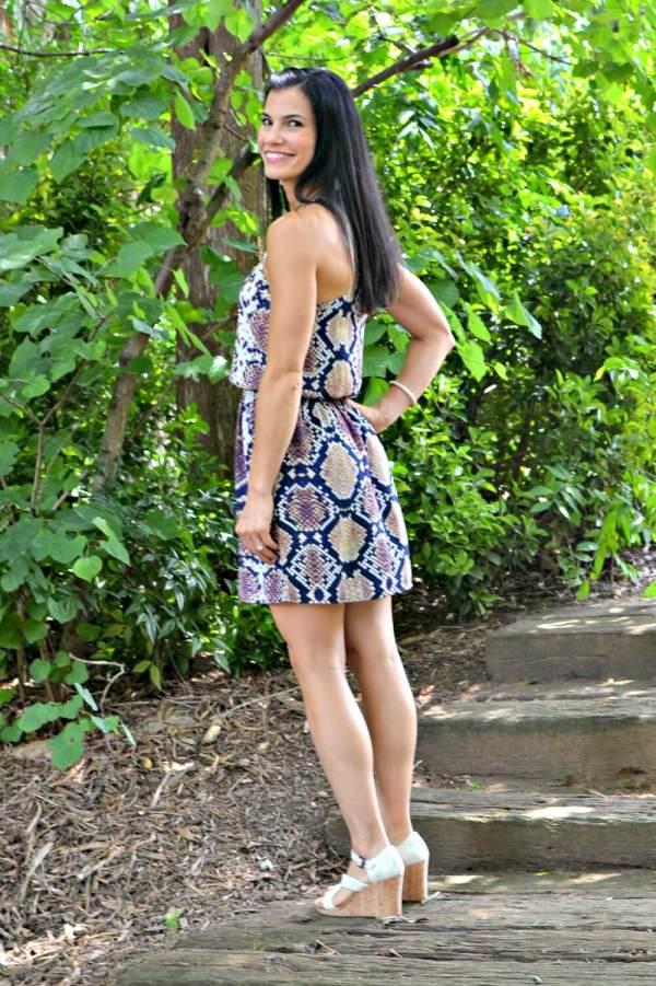 AQUA Dress from thredUP