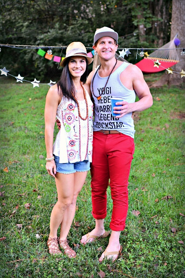 coachella couple