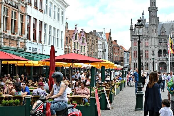 Bruges The Markt