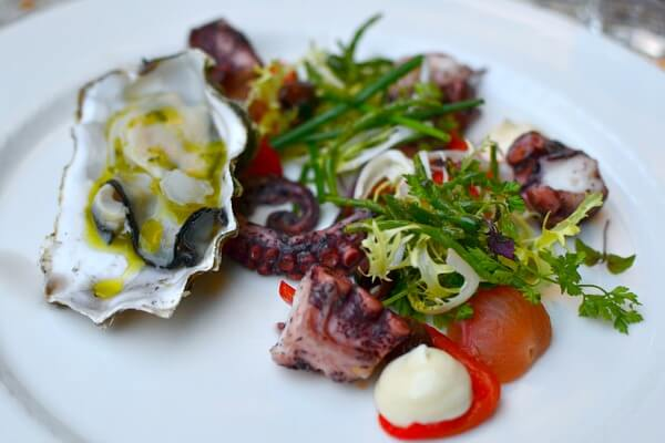 Brasserie SenT Octopus