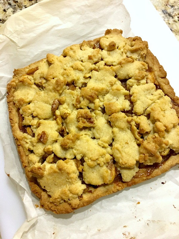 Ina Garten's Apple Pie Bars - EASIER than apple pie and just as delicious!