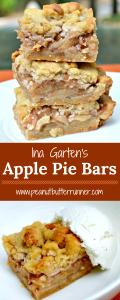 Apple Pie Bars!