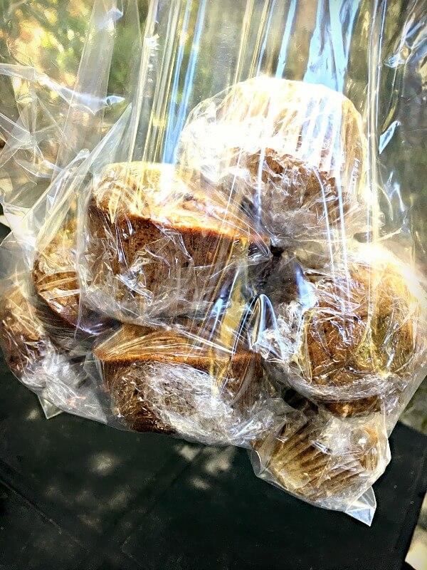 Freezer-Friendly Pumpkin Muffins